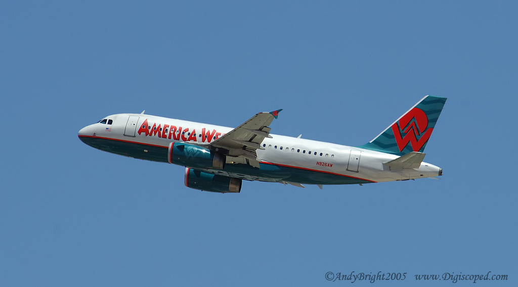 civilian aircraft American Airlines