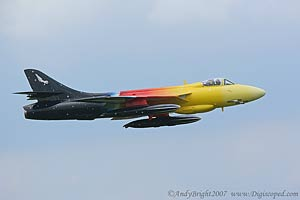 Hawker Hunter Misdemeanour